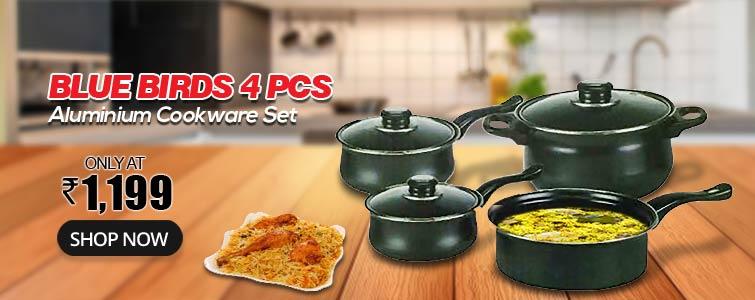 Kitchen utensils buy kitchenwares cooking utensils at for Naaptol kitchen set 70 pieces