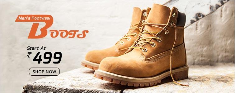 Mens Footwear - Buy Men's Shoes Online at Best Price in India on ...