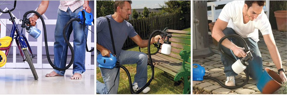 Buy Branded Electric Spray Paint Machine Online at Best ...