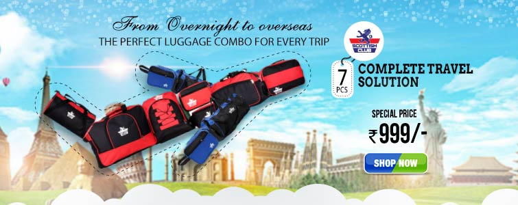 4888454b0db Travel Utility Bags Online Store in India - Buy Latest Travel ...