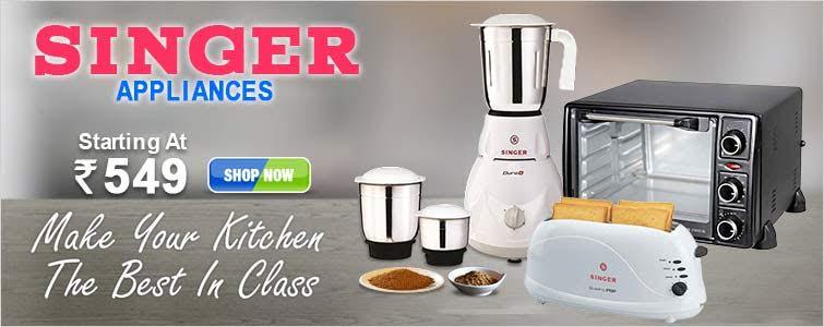Hk Singer Appliances 30032017